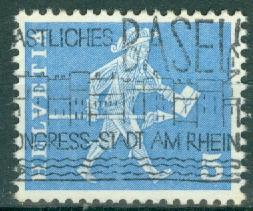 Switzerland - Scott 382