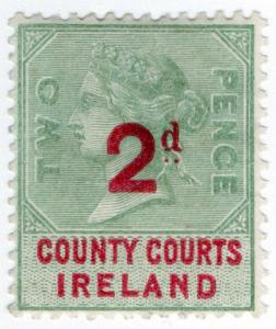 (I.B) QV Revenue : County Courts Ireland 2d (1895)