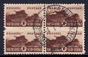 South Africa - Scott #97 - Blk/4 - Used - SCV $8.00