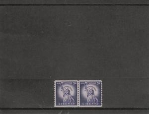 UNITED STATES 1057d MNH PAIR 2019 SCOTT SPECIALIZED  CATALOGUE VALUE $3.00