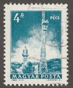 Hungry, Scott#1524, Magyar Posta, used, Hr, #MP-1524