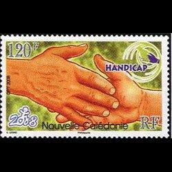 CALEDONIA 2008 - Scott# 1058 Handicap Awareness Set of 1 NH
