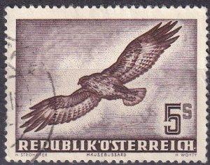 Austria #C58 F-VF Used CV $95.00  (Z8821)