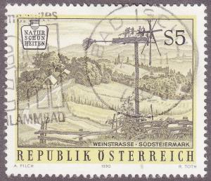 Austria 1492 Styrian Vineyards 1990