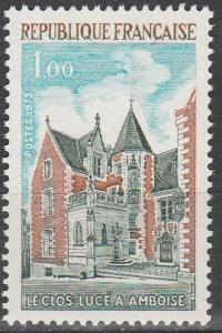 France #1374  MNH F-VF  (SU4906)