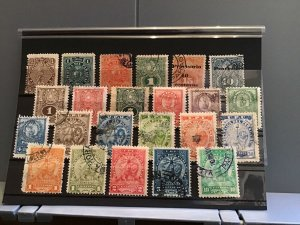 Paraguay 1881 to 1905 Stamps R23028