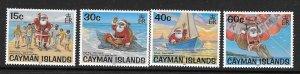 CAYMAN ISLANDS SG970/3 2001 CHRISTMAS   MNH