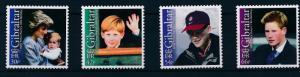 [48722] Gibraltar 2002 Prins Harry 18th Birthday Princess Diana MNH