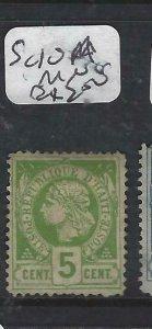 HAITI  (P1506B)  SC10A  MNG