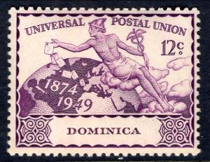 Dominica 118 UPU MNH VF