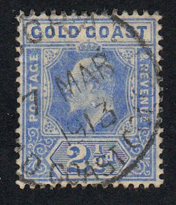 Gold Coast - 1907 - SC 59 - Used - CDS
