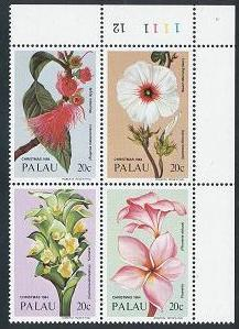 Palau 62a MNH (1984)