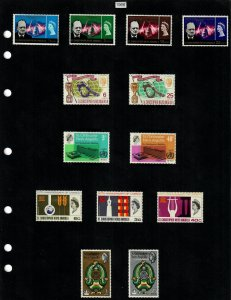 St Kitts and Nevis 77 Stamps MH/MNH/Used (SCV $35.05) Starting at 5%