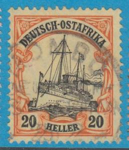 GERMAN EAST AFRICA  35 USED NO FAULTS EXTRA FINE !