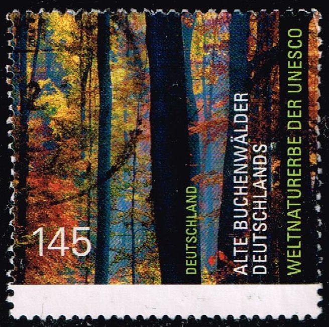 Germany #2767 Lorsch Abbey 1250th Anniversary; Used (5Stars)