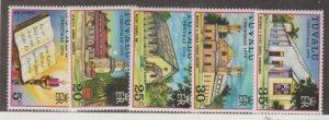 Tuvalu Scott #38-42 Stamps - Mint NH Set