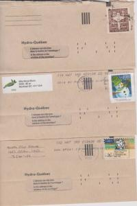 CANADA COVERS ODDITIES CENDERELLAS STAMPS LOT#C-187