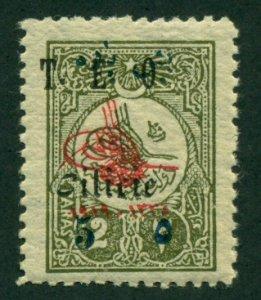 Cilicia 1919 #87 MH SCV(2018)=$2.25