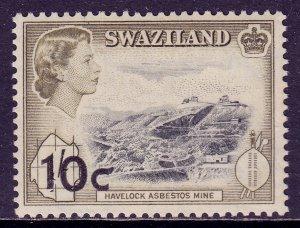Swaziland - Scott #75 - MNH - SCV $27