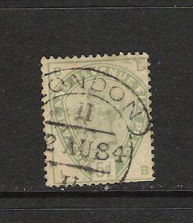 GREAT BRITAIN 104 USED W30 FAULTY CV200 Q454