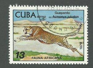 1978 Cuba Scott Catalog Number C307  Used