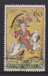 Czechoslovakia Sc#1838 Used