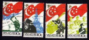 Singapore #506 A-D