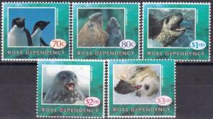 New Zealand #L26-30 MNH CV $11.95 Z95