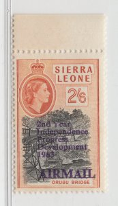 Sierra Leone - 1963 - SG 265 - MNH