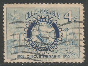 CUBA 536 VFU ROTARY 922C-4