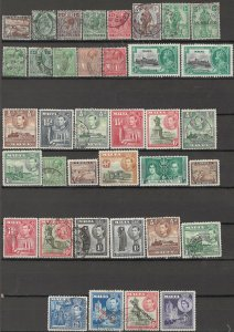 COLLECTION LOT OF #1802 MALTA 37 STAMPS 1904+ CLEARANCE