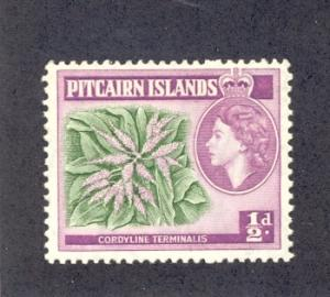 Pitcairn Islands  20, F-VF, MNH