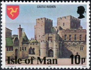 Isle of Man #119 10p Castle Rushen MNH