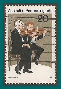 Australia 1977 Performing Arts, used  655,SG641