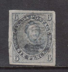 Canada #2b Used Superb Gem **With Certificate**