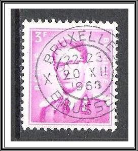 Belgium #455 King Baudouin (OP) Used