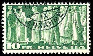 SWITZERLAND 246  Used (ID # 75861)