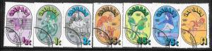 Grenada #731-737  76 Olympics Montreal   (CTO) CV$2.05