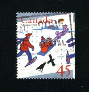 Canada #1627as    -2    used VF 1996  PD