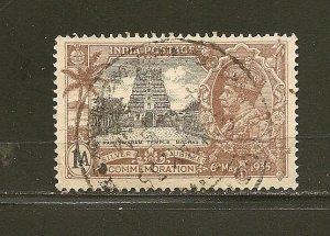 India 144 King George V  Used