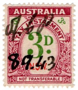 (I.B) Australia - NSW Revenue : Tax Instalment 3d