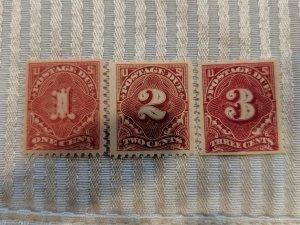 U.S. J61-3 F-VFNH, CV $53