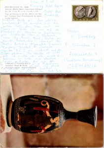 Greece, Picture Postcards, Coin