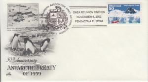 2002 OAEA Reunion Antarctic Pictorial Artcraft