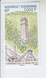 2019 New Caledonia Pilou Mine Chimney  (Scott NA) MNH