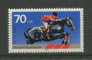 STAMP STATION PERTH Germany #B548 Sports Foundation Issue MNH