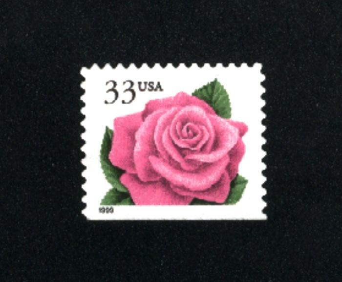 USA #3052  3 used 1996-2000 PD .08