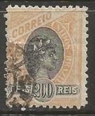 BRAZIL 118 VFU LIBERTY Y707-4