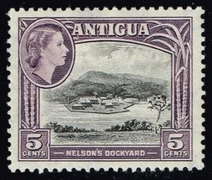 Antigua #112 Nelson's Dockyard; Unused (2.75)