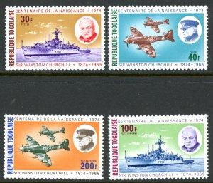 Togo 892-3, C240-241 MNH mint      (Inv 001277.)